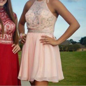 Pink Formal Dress